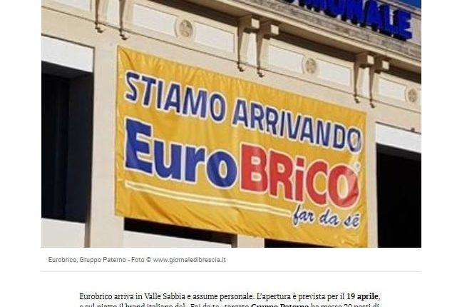 Giornale di Brescia - Villanuova sul Clisi, arriva Eurobrico e assume 20 persone-min