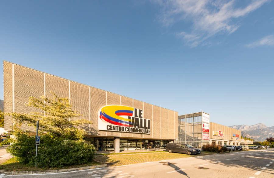 Nuova business unit: il centro commerciale